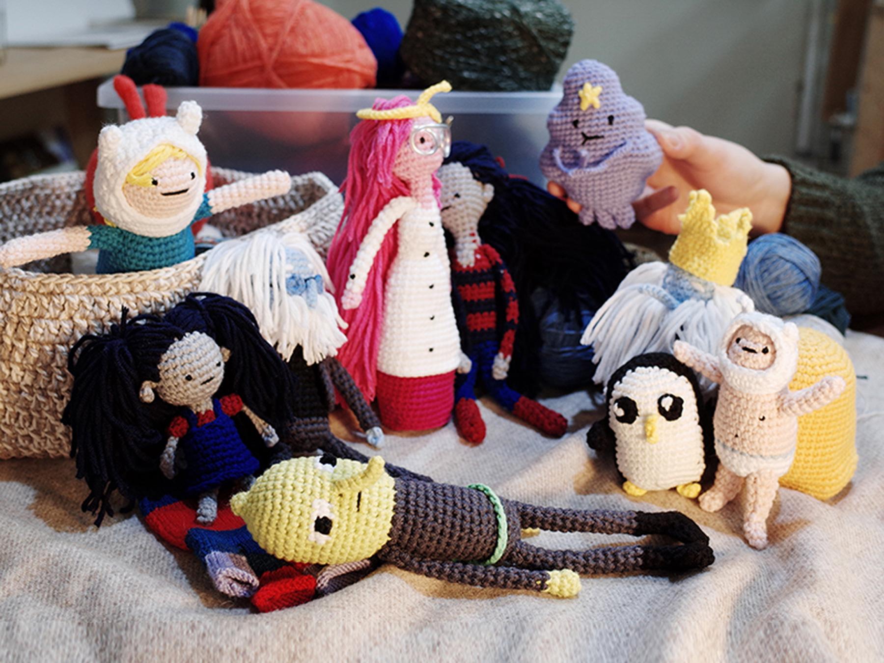 보호된 글: 생초보를 위한 뜨개질